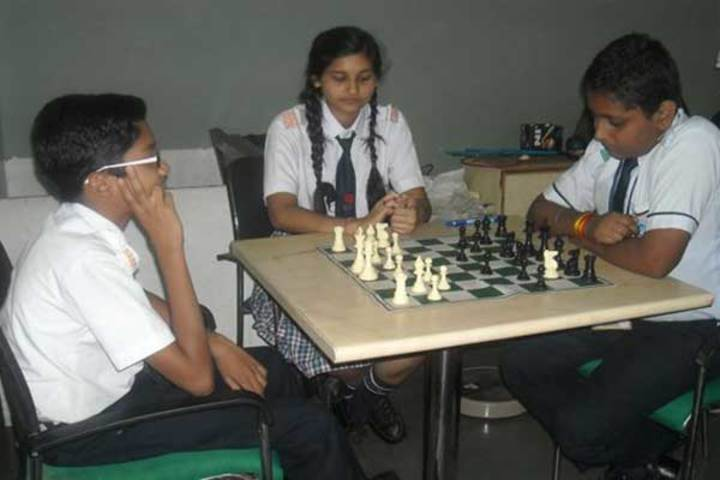 Shree Bhavans Bharti Public School-Indoor Games