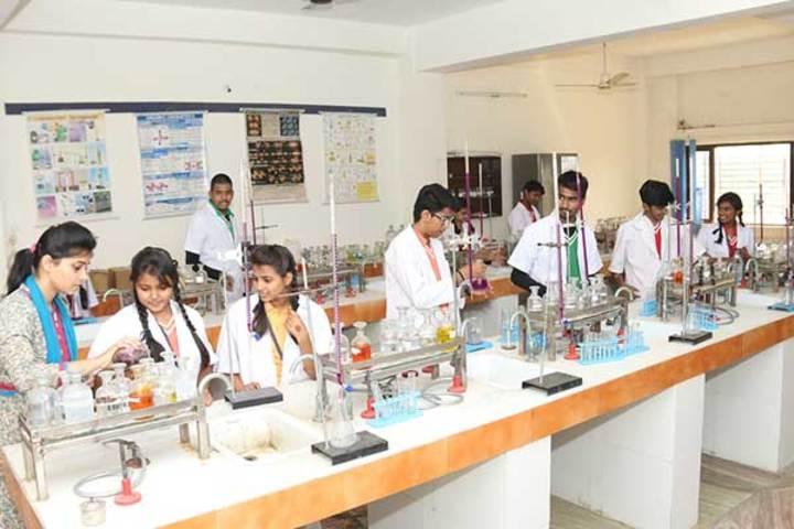 Shree Bhavans Bharti Public School-Lab