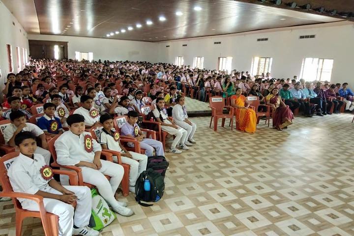 Shree Dalauda Public School-Auditorium