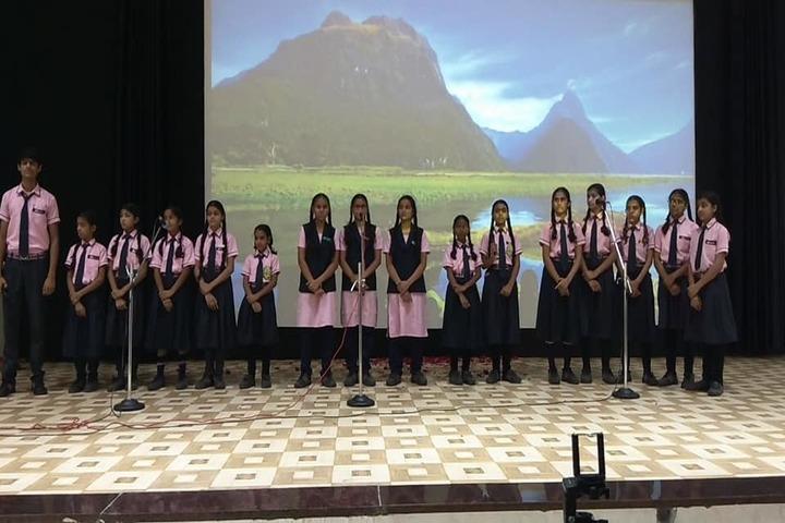 Shree Dalauda Public School-Singing