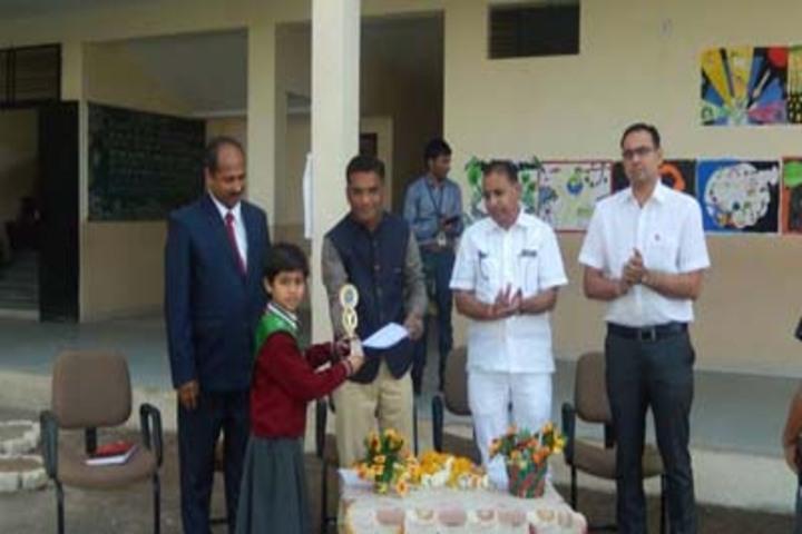 Shree Gurukul School-Prize Distribution