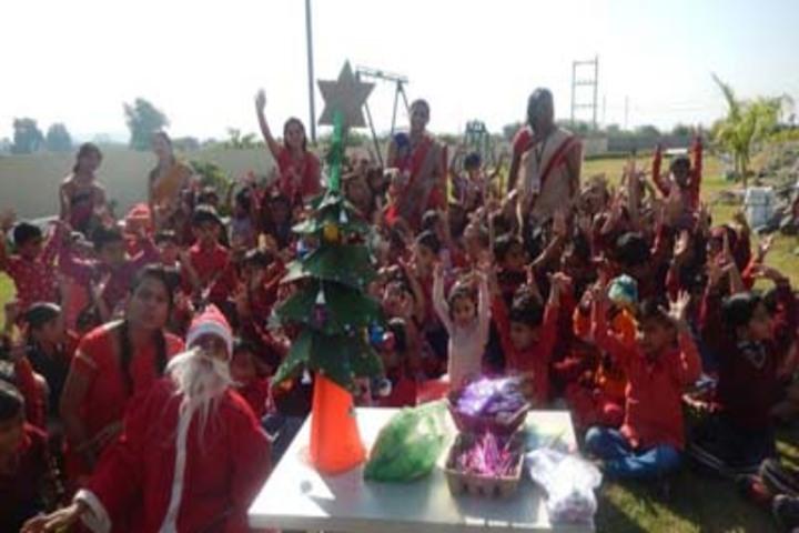 Shree Gurukul School-Festival Celebration
