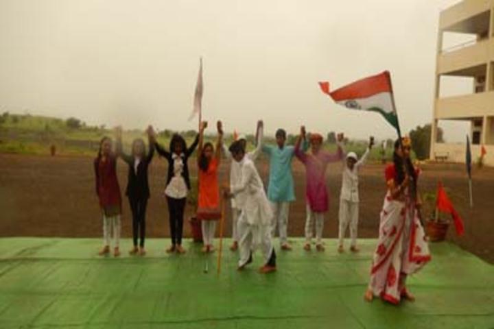 Shree Gurukul School-Independence Day