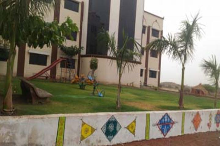 Shree Gurukul School-Play Area