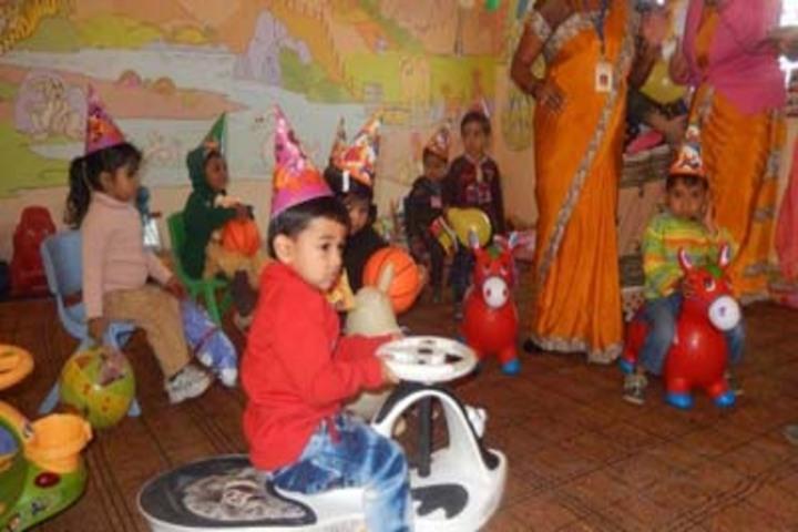 Shree Gurukul School-Play Room