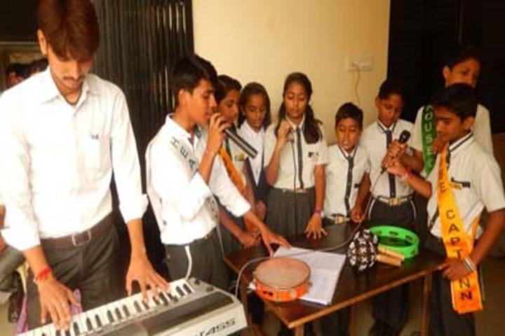 Shree Gurukul School-Music Class