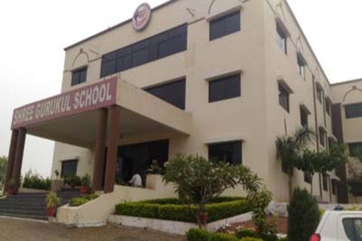 Shree Gurukul School-School Building