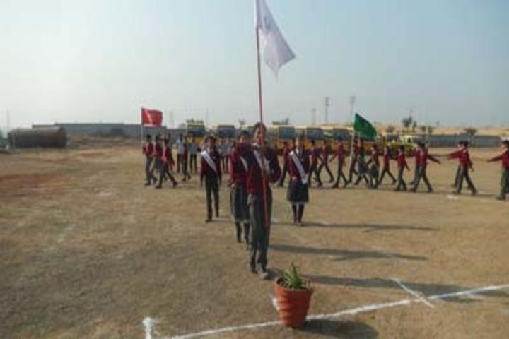 Shree Gurukul School-Sports Day
