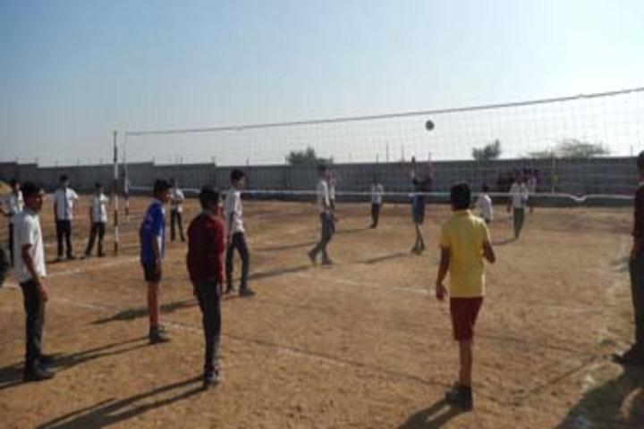 Shree Gurukul School-Sports