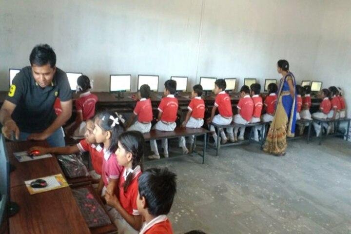 Shree J K Public School-Computer Lab