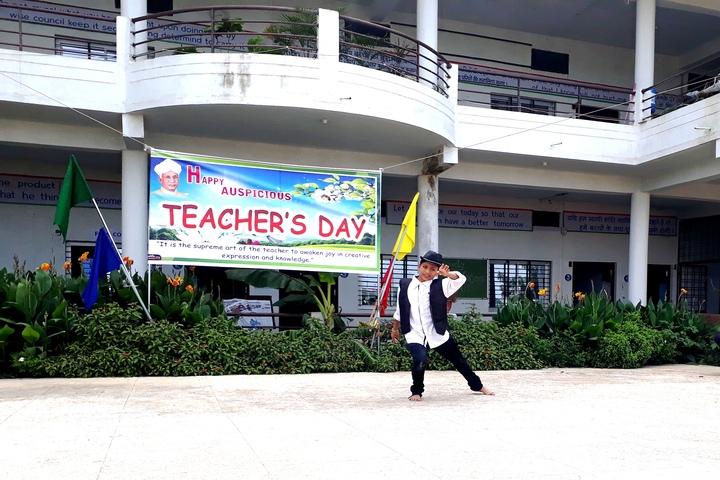Shree J K Public School-Dance