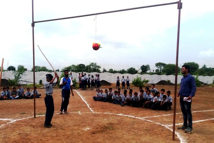 Shree J K Public School-Fun Activities