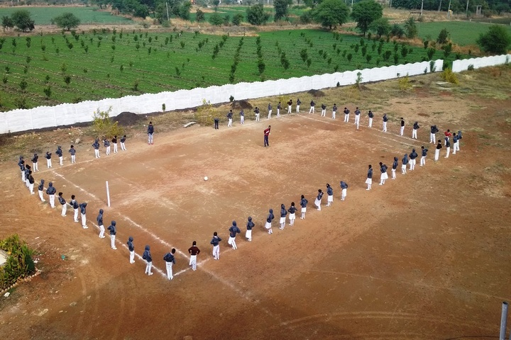 Shree J K Public School-Ground