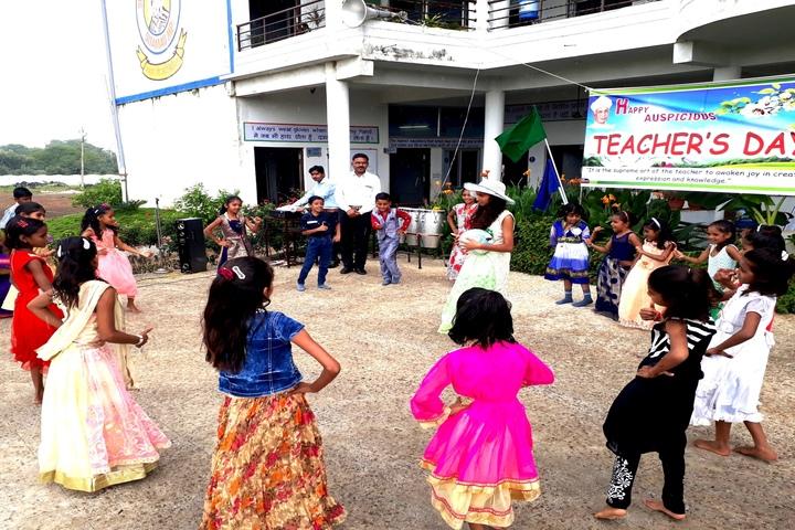 Shree J K Public School-Teachers Day Celebration