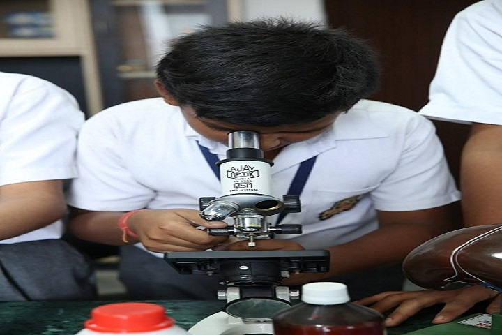 Bishop Scott Boys School-Biology Lab