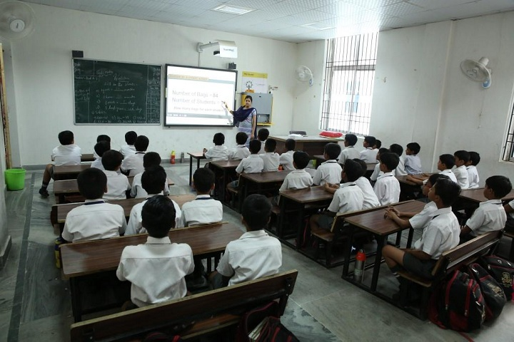 Bishop Scott Boys School-Seminar