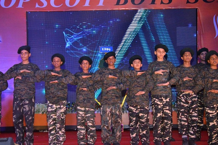 Bishop Scott Boys School-Dance