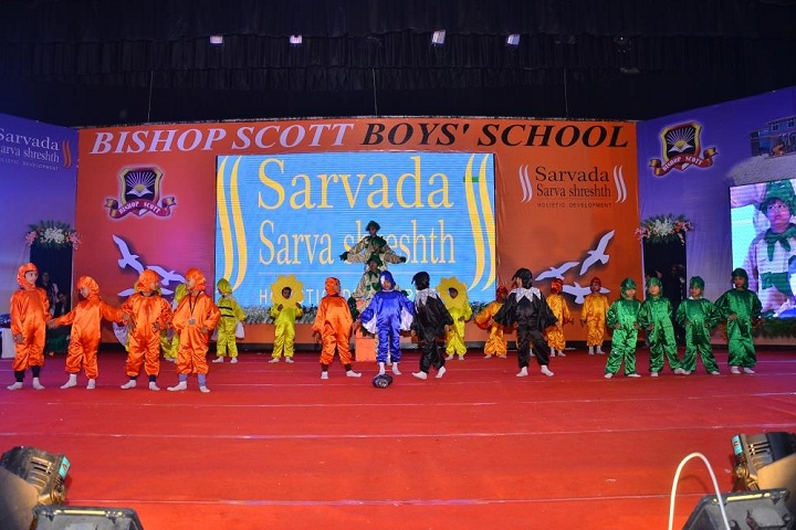 Bishop Scott Boys School-Annual Day
