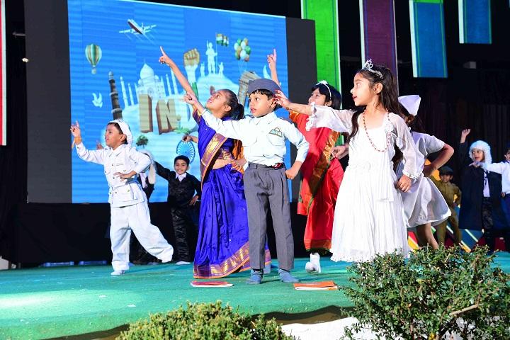 Shree Shankar School-Annual Day