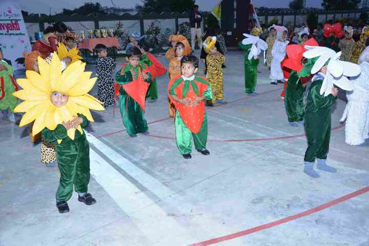 Shree Shankar School-Dance