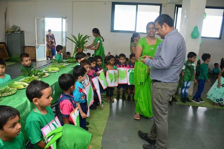 Shree Shankar School-Food Fest