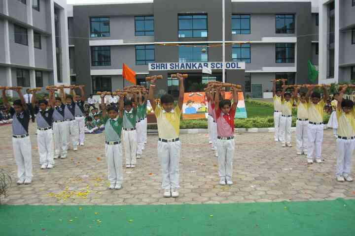 Shree Shankar School-Self Defence