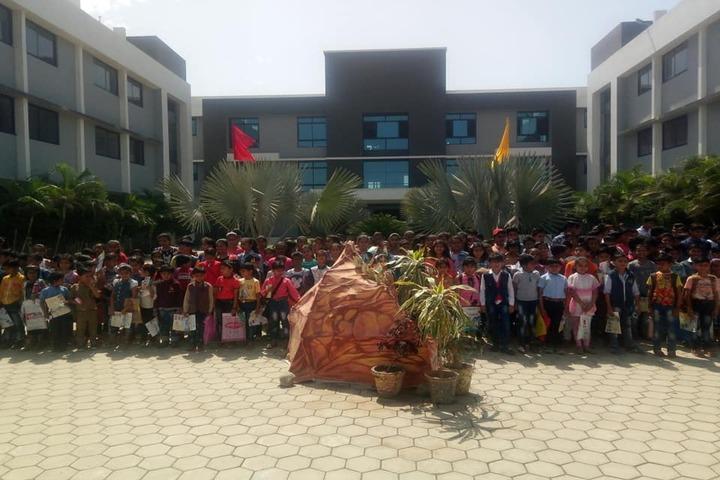Shree Shankar School-Students