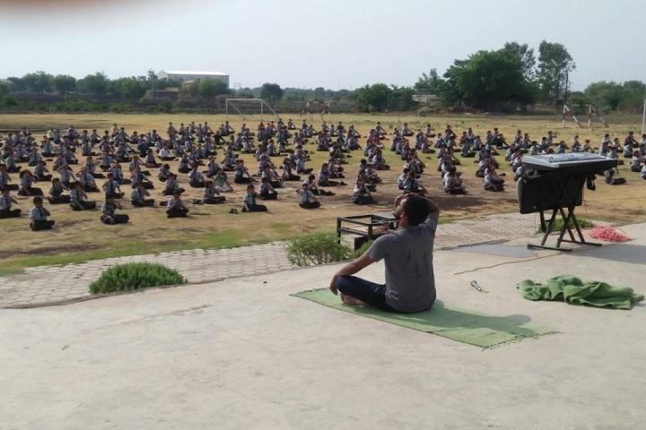 Shree Shankar School-Yoga