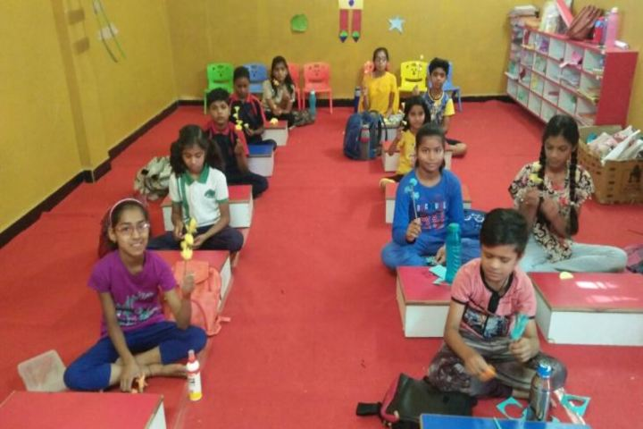 Shree Swami Ramanand Vidya Sankul Guna-Activity Room