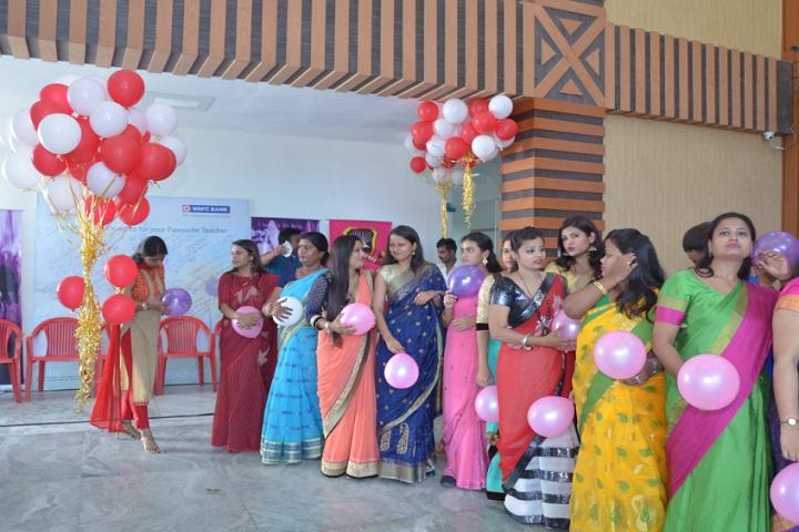 Bishop Scott Girls School-Teachers Day