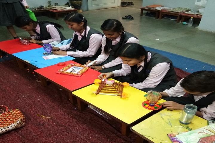 Shri Agrasen Vidyalaya-Art and Craft