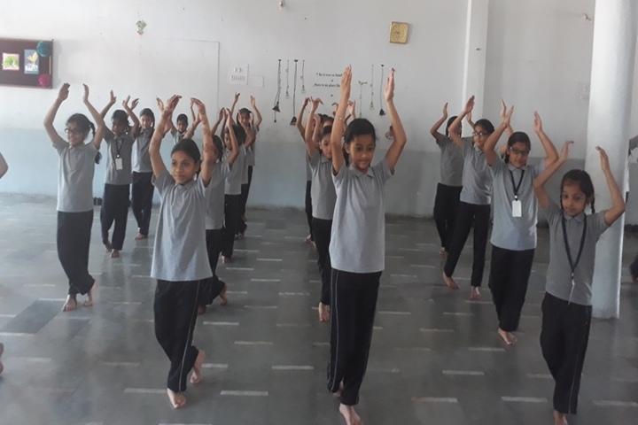 Shri Agrasen Vidyalaya-Dance Room