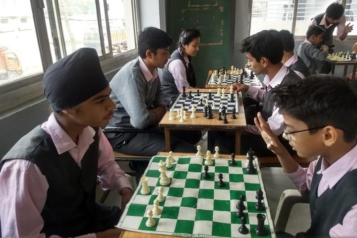 Shri Agrasen Vidyalaya-Indoor Games