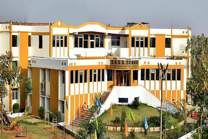 Shri Ganesh Senior Secondary School-School Building