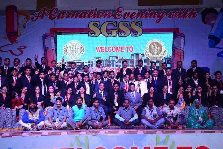 Shri Ganesh Higher Secondary School-Faculty