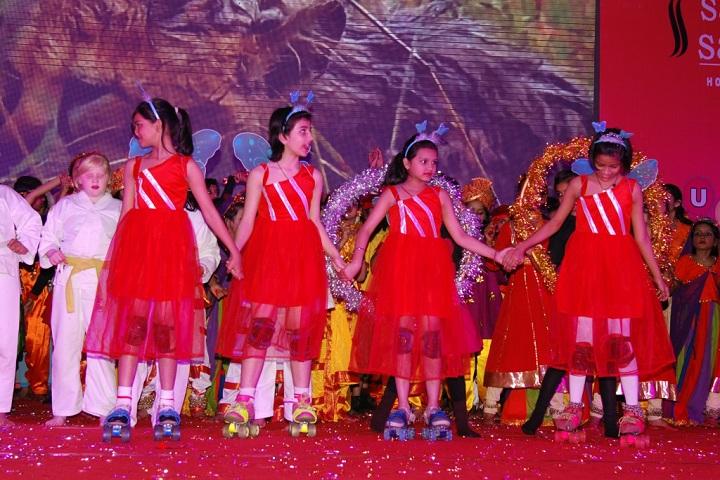 Bishop Scott Senior Secondary Girls School-Dance