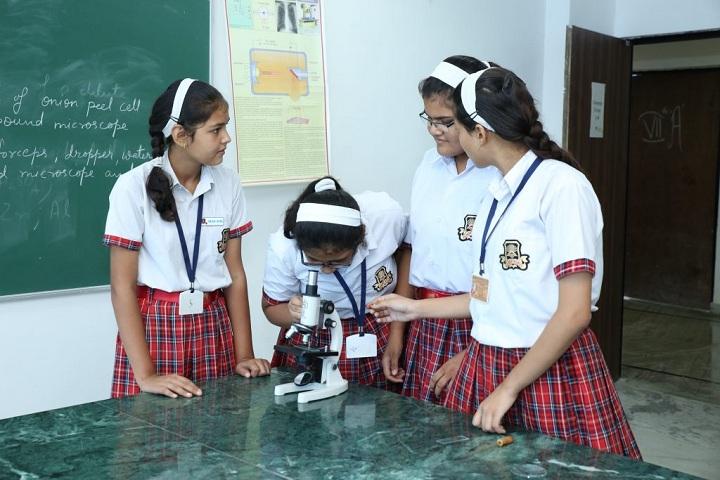 Bishop Scott Senior Secondary Girls School-BIology Lab