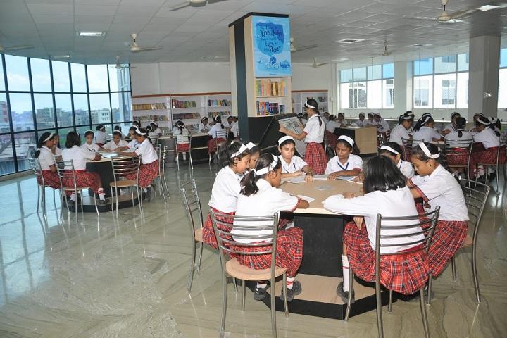 Bishop Scott Senior Secondary Girls School-Library