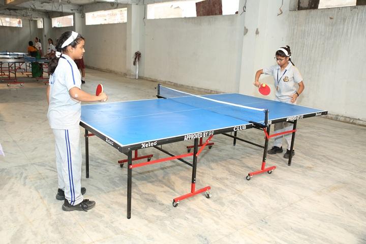 Bishop Scott Senior Secondary Girls School-Table Tennis