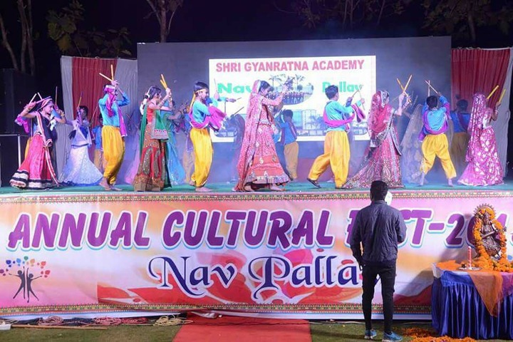 Shri Gyanratna Academy-Annual Day