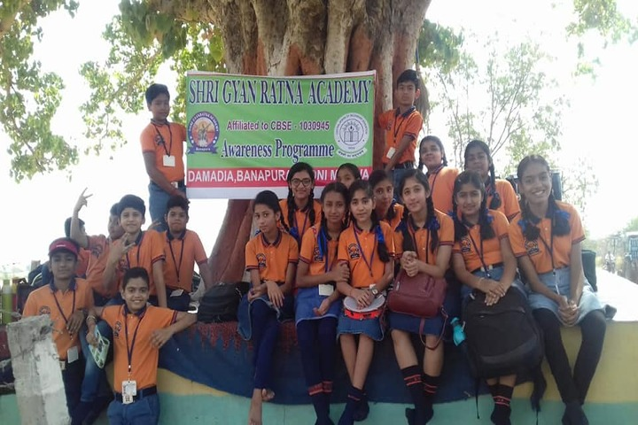Shri Gyanratna Academy-Awareness Program