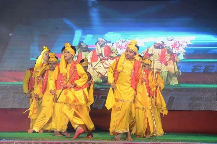 Shri Gyanratna Academy-Event