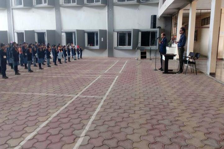 Shri Gyanratna Academy-Prayer