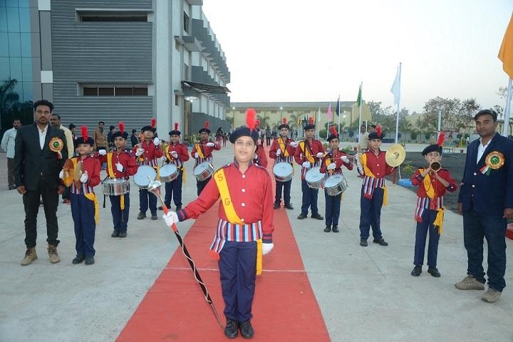 Shri Gyanratna Academy-School Band