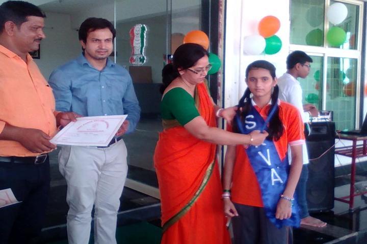 Shri Radha Vallabh Academy-Ceremony