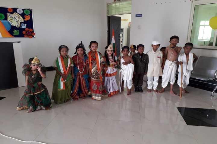 Shri Radha Vallabh Academy-Fancy Dress