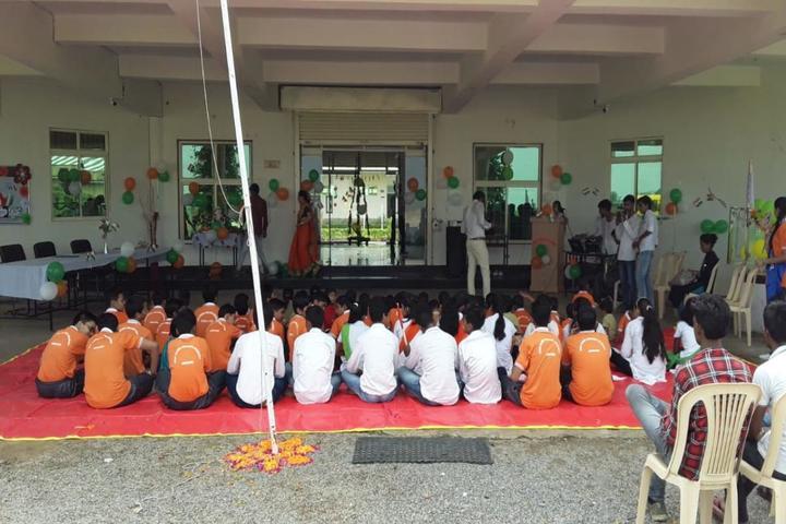 Shri Radha Vallabh Academy-Independence Day