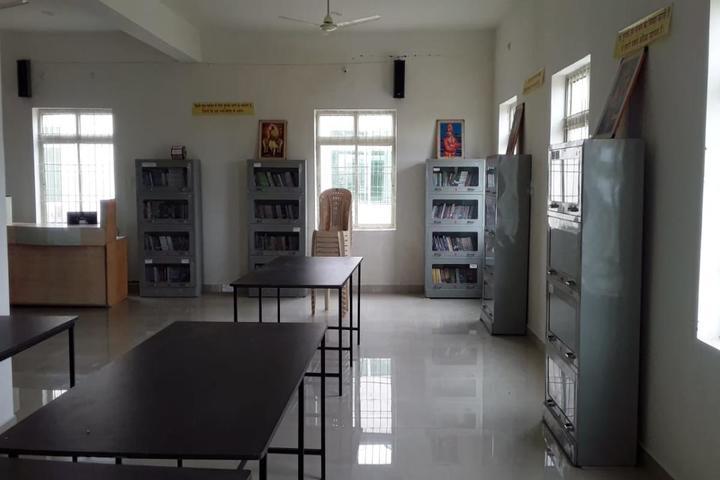 Shri Radha Vallabh Academy-Library