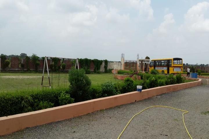 Shri Radha Vallabh Academy-Play Area