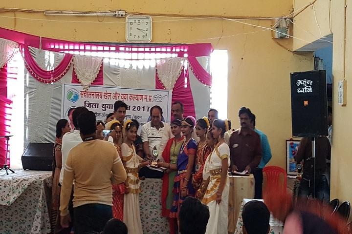 Shri Rajendra Vidhya Sanskar Dham-Prize Distribution
